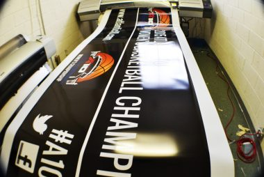 Wide Format Graphics & Signage
